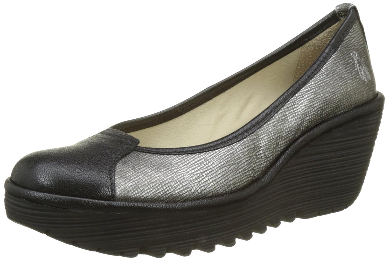 Fly London Yerb775fly, Zapatos de tacón con Punta Cerrada para Mujer