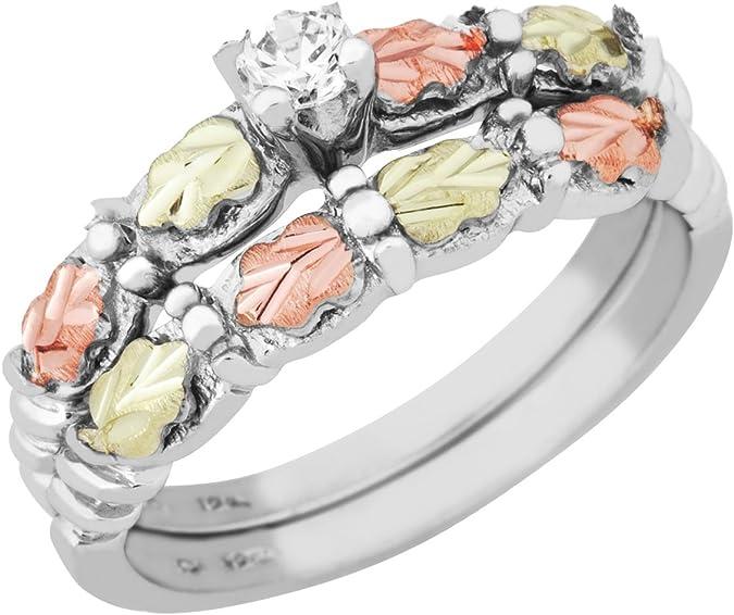 Black Hills Gold Jewelry MR408ECZW product image 2