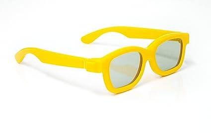 Gafas 3D para niños Universal gafas 3D pasiva para niños Cinema 3D de LG, Philips