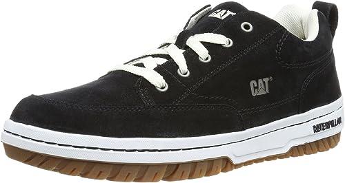 Caterpillar DECADE P717414 Herren Sneaker, Schwarz (MENS