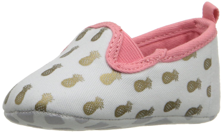 Rosie Pope Kids Footwear Prewalker Pineapple Man Crib Shoe (Infant) Prewalker Pineapple Man - K
