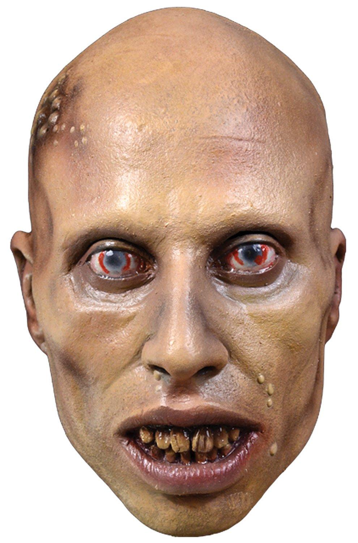 Loftus International American Horror Story Hotel Bed Man Full Head Mask Brown Yellow One-Size Novelty Item