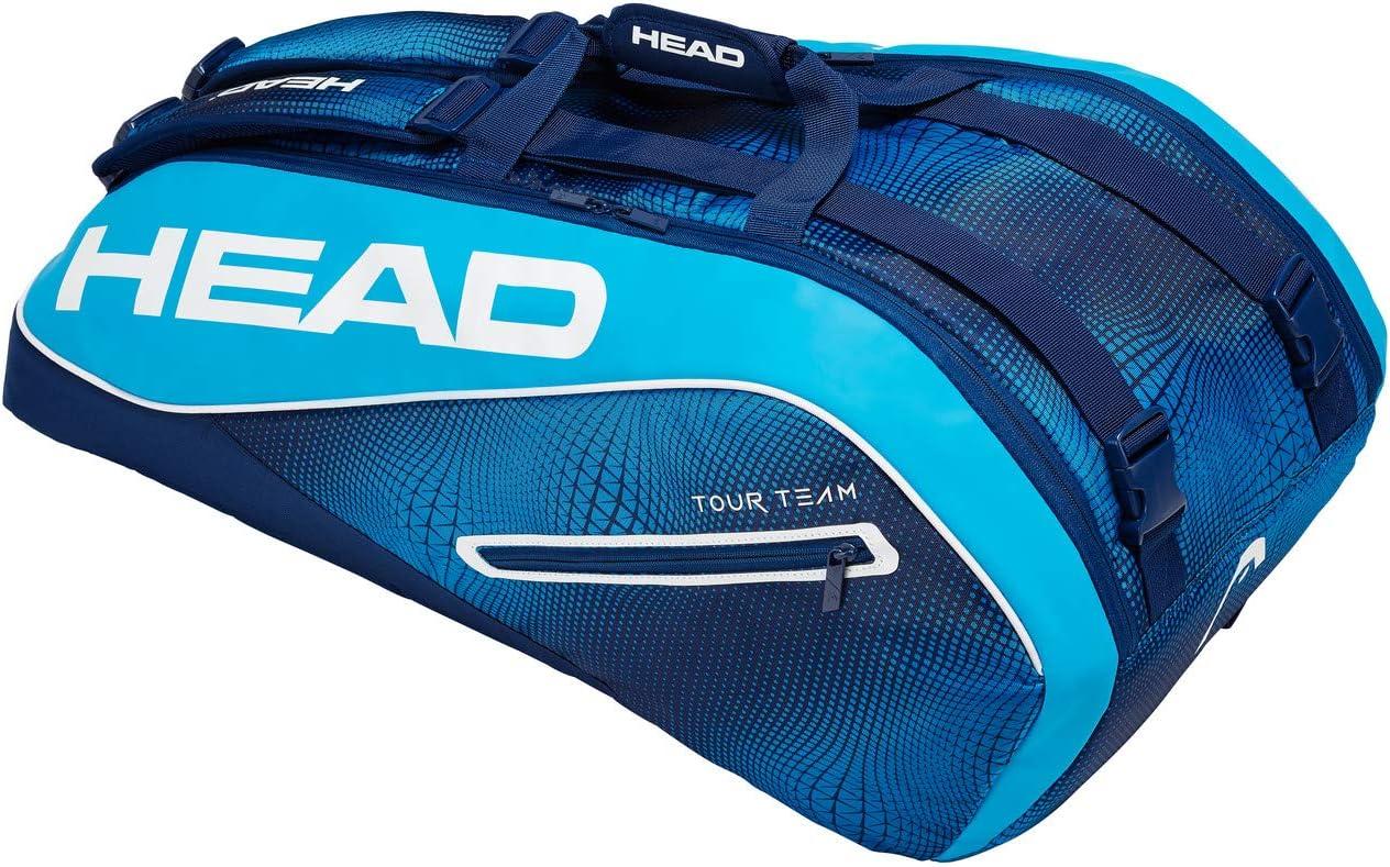 Head Tour Team 9r Supercombi® - Bolsa para Raqueta de Tenis