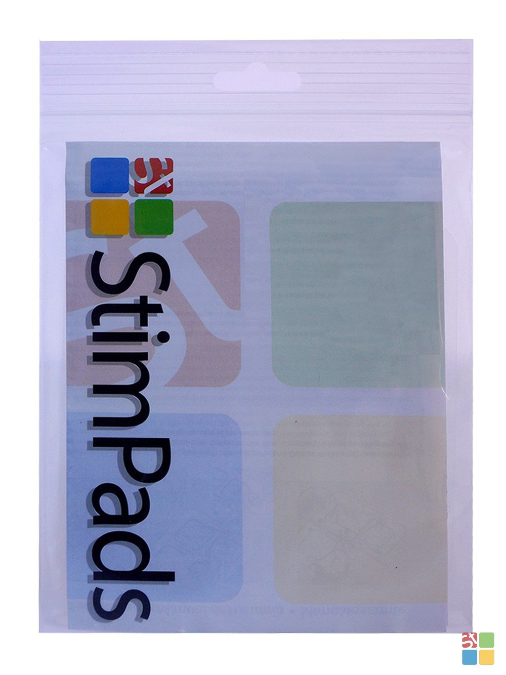 /¡Funcionan a la perfecci/ón con Compex*,100/% compatibles /¡Ahorra 30/% en comparaci/ón con los Originales! envase con 4 electrodos 50x50mm StimPads Electrodos para Compex*