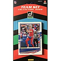 Buffalo Bills 2020 Donruss Factory Sealed 12 Card Team Set Featuring Josh Allen and Jim Kelly Plus Rated Rookies of Jake…