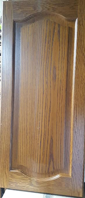 Reemplazo de cocina puerta armario madera maciza integrado Refurbish ...