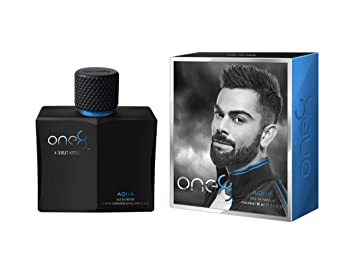 Buy One 8 By Virat Kohli Aqua Eau De Parfum For Men 100 Ml Online