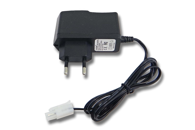 vhbw 220V Netzteil Ladegerät Ladekabel für RC Akku mit Tamiya-Anschluss und Einer Spannung von 12.0V VHBW4251004659558