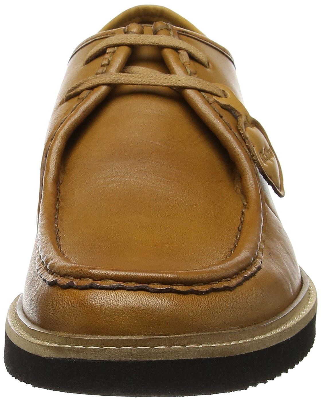 Kickers Kwamie Lo MOCC, Zapatos de Cordones Derby para Hombre: Amazon.es: Zapatos y complementos