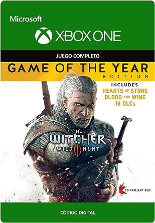 The Witcher 3: Wild Hunt - Game of The Year | Xbox One - Código de descarga: Amazon.es: Videojuegos