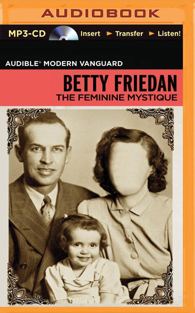Image result for betty friedan feminine mystique