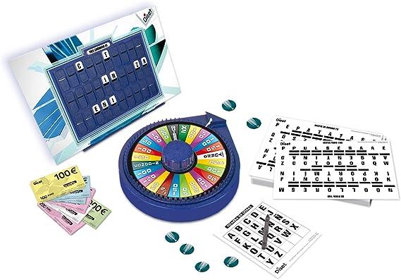 Diset 46205 - La Ruleta De La Suerte: Amazon.es: Juguetes y juegos