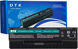DTK 6 Cells 10.8V 5200mAh Laptop Battery Replacement for ASUS A31-N56 A32-N56 A33-N56 A32-N46 N46 N56 N76 R503C Series
