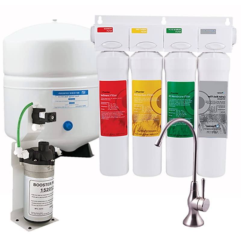 Watts Premier 531517 Pure Plus Reverse Osmosis System