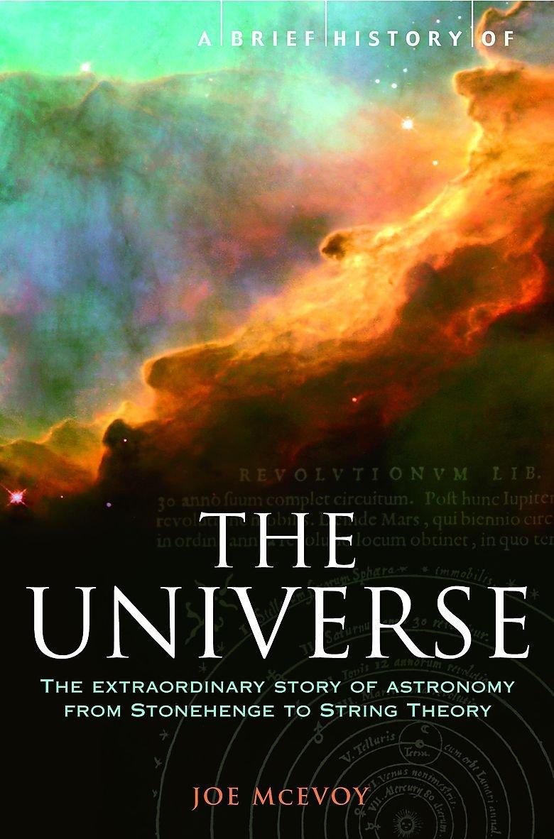 A Brief History of the Universe: From Ancient Babylon to the Big Bang pdf epub