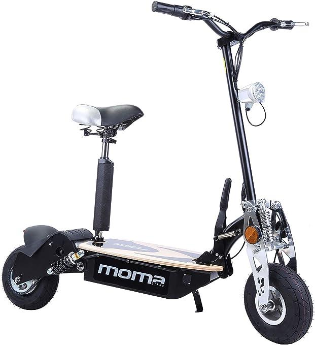 "Moma Bikes Patinete eléctrico plegable urbano 2100W 10"" 42km/h ..."