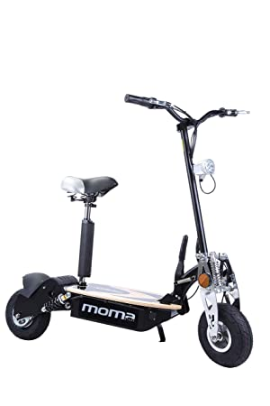 d4eb25ec5 Moma Bikes Urbano Patinete Eléctrico Plegable