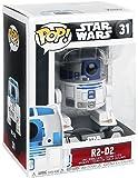 FunKo Star Wars Pop! Vinyl Bobble-Head R2-D2 10 cm Heads
