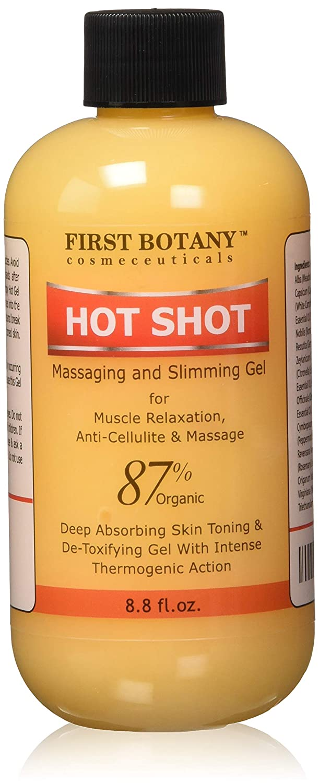 Amazoncom Hot Shot Slimming Gel And Massaging Gel 88 Oz Great