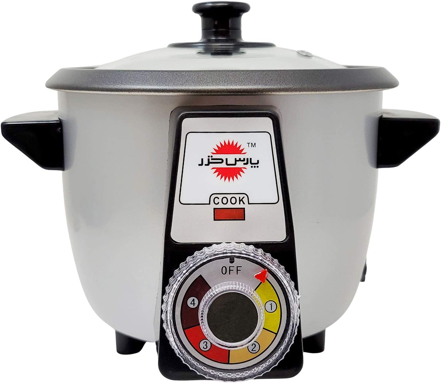 Programmable 16 Cup Automatic Persian Rice Cooker Tahdig Extra Crispy Rice Makes Perfect Rice Stews