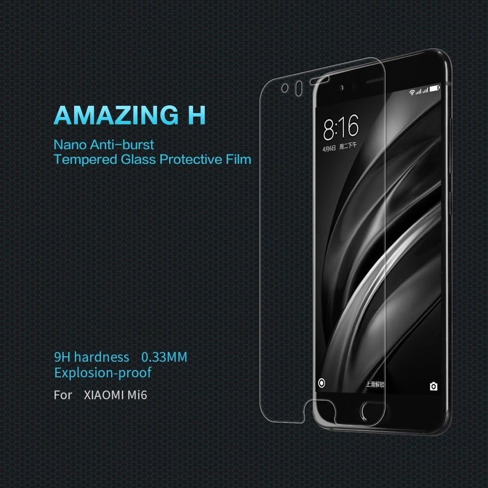 Nillkin Amazing H - Szkło hartowane 9H Screen Protector 0,3mm do Xiaomi Mi6