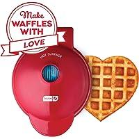 Dash DMW001HR Mini Heart Maker Waffle Iron Shaped Goodness