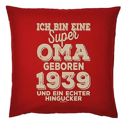 Veri Zum 80 Geburtstag Jahrgang Geboren 1939 Geschenk Oma Fur Sie