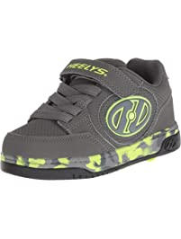 8f122b62ce986 Heelys Girls Plus X2 Lighted Tennis Shoe