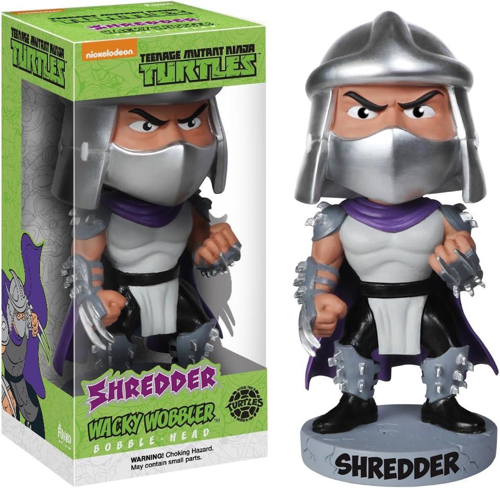 Funko Teenage Mutant Ninja Turtles: Shredder Wacky Wobbler