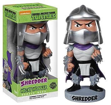 Teenage Mutant Ninja Turtles - Shredder: Funko Wacky Wobbler ...