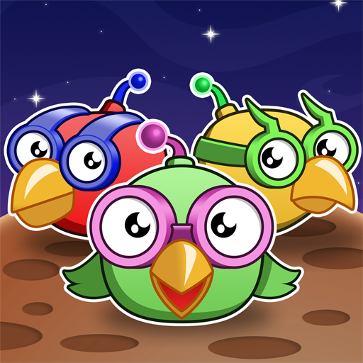 Space Birds (Angry Birds Space For)