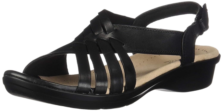 4a998111d0e3 Amazon.com  CLARKS Women s Loomis Cassey Sandal  Shoes