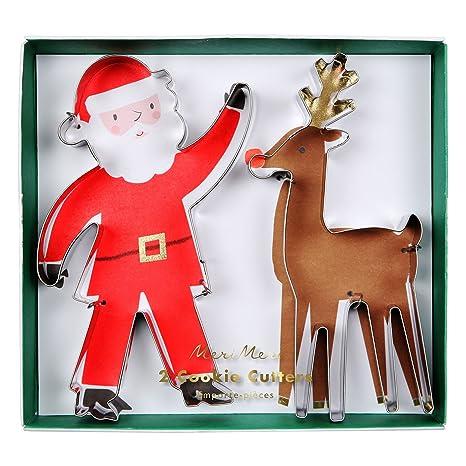 Christmas Cookie Cutters 2 Be Jolly By Meri Meri