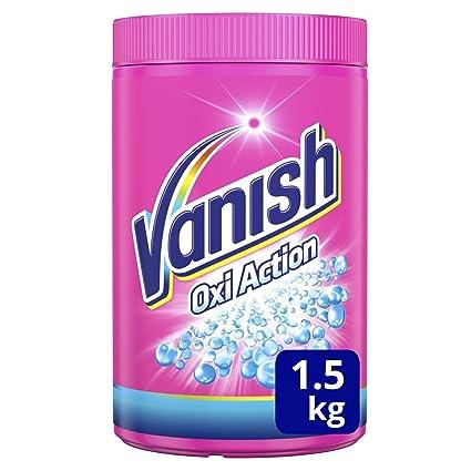 Vanish – Quitamanchas Oxi acción polvo 1,5 kg