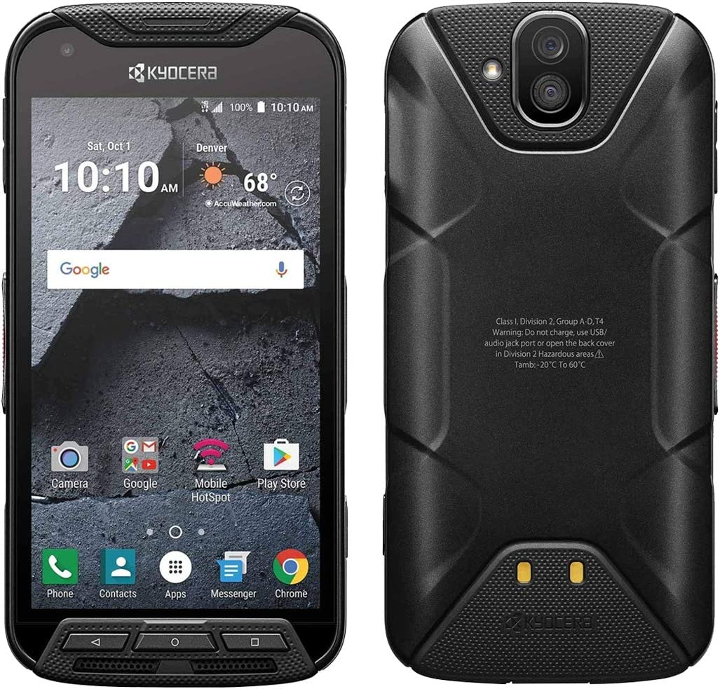 Kyocera DuraForce Pro E6820 4G LTE 32GB Military Grade Rugged Smartphone Black for T-Mobile