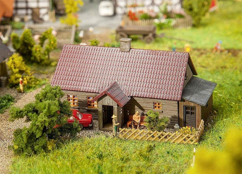 Small Faller 232346 Texel Cottage N Scale Building Kit