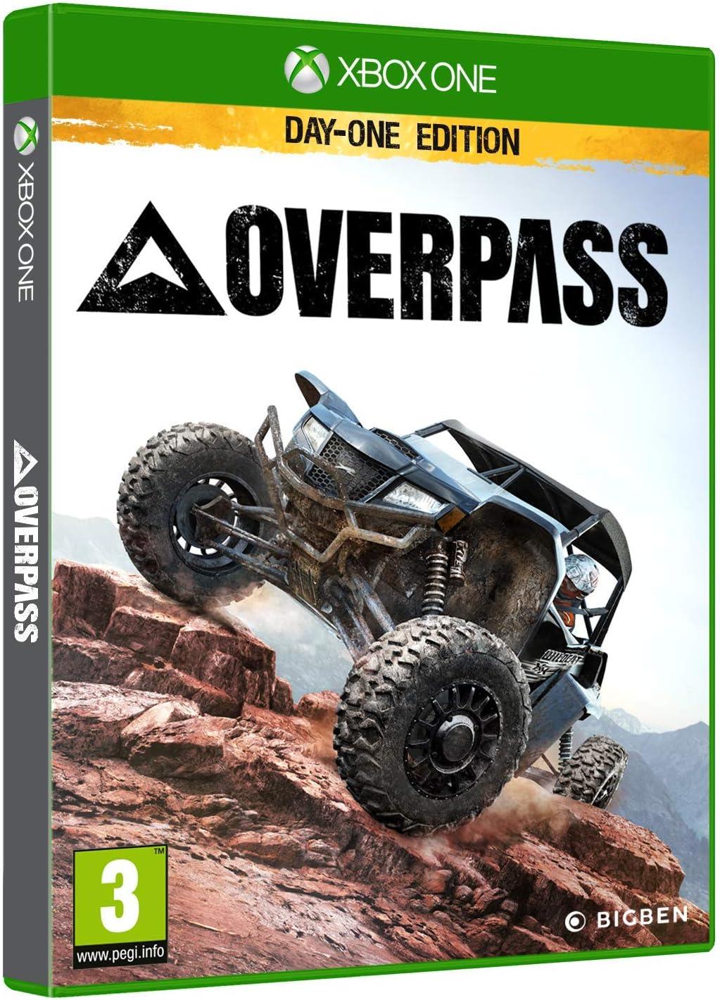 OVERPASS Day One Edition para XB1 [Versión Española]: Amazon.es ...