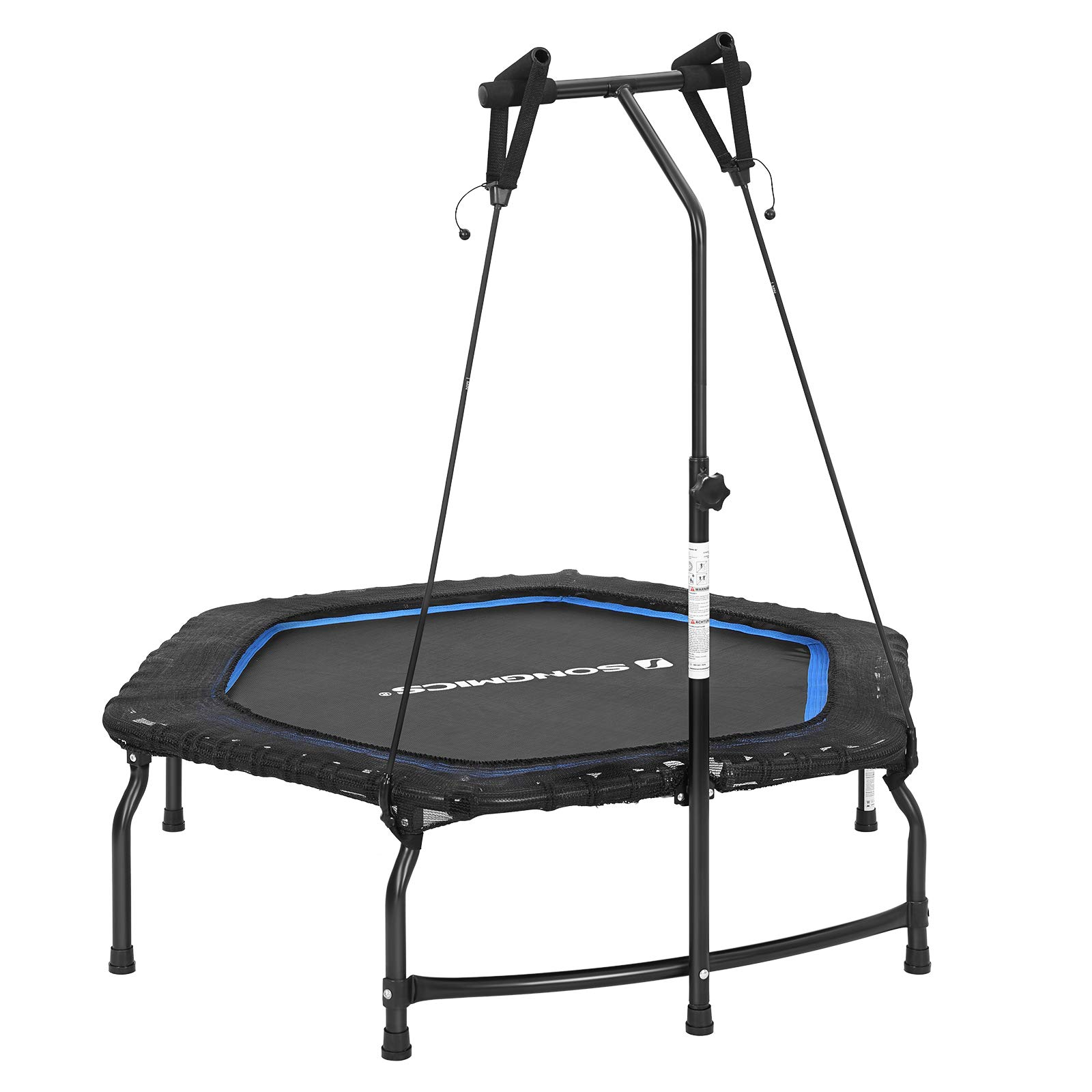 SONGMICS Mini Trampoline Fitness Rebounder 44-Inch by SONGMICS