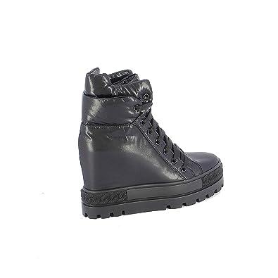 6c09810cf97 Casadei Women's 2X923L080NROKC000 Light Blue Leather Ankle Boots:  Amazon.co.uk: Shoes & Bags