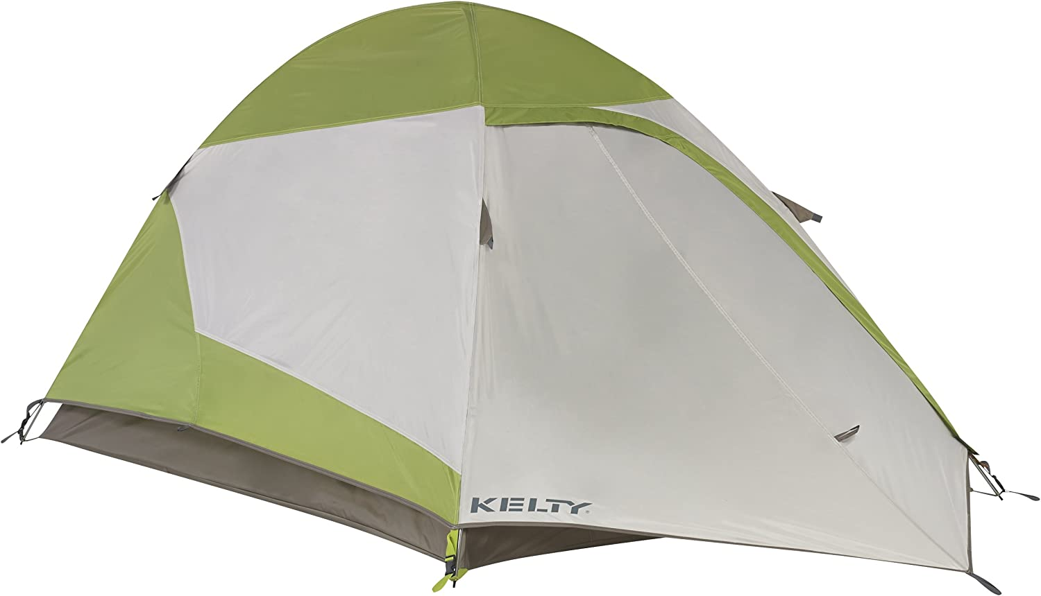 Kelty Grand Mesa Tent 2 to 4 Person Camping and Backpacking Tents, Green