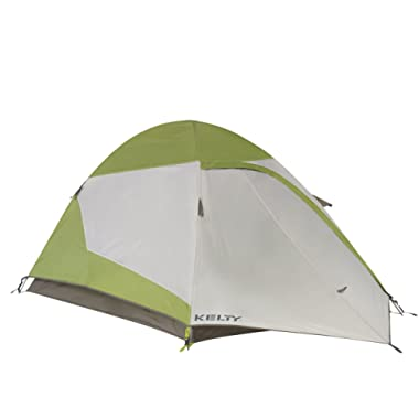 Kelty Grand Mesa Tent – 2 to 4 Person Camping and Backpacking Tents, Green