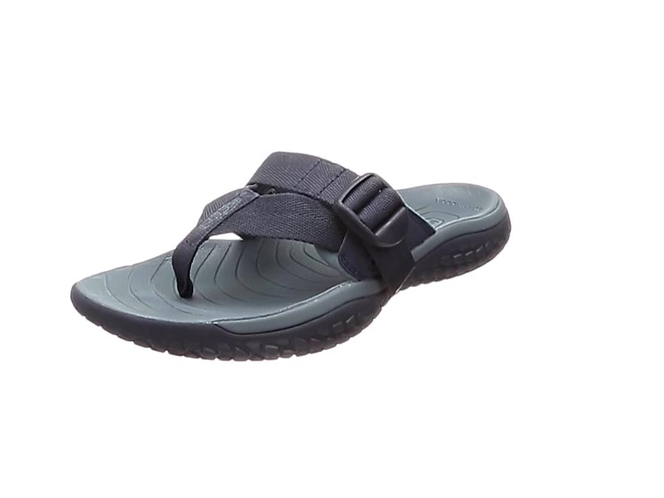 KEEN Solr Toe-Post Flip Flop Water