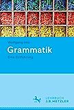 Grammatik: Eine Einführung (German Edition)