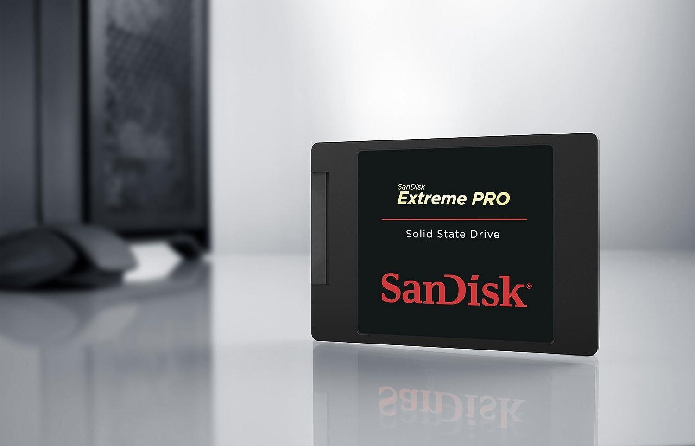Sandisk Extreme Pro - Disco duro sólido interno SSD de 480 GB + ...