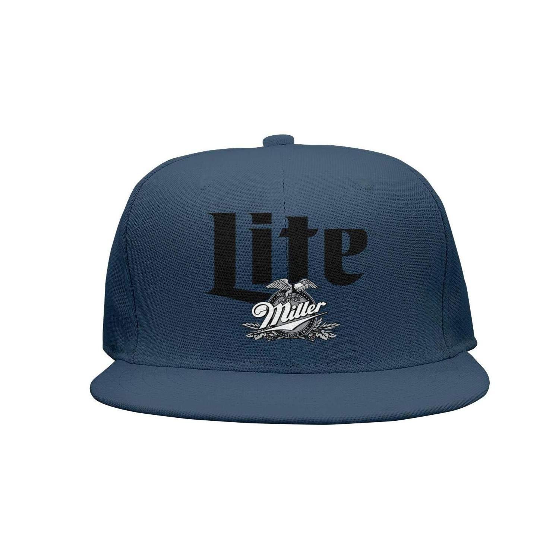 481f9fe3dafa5 iorty rtty Caps Adjustable Summer Miller-lite-Bill-Coors- Designer Baseball  Hat at Amazon Men s Clothing store