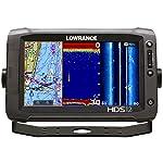 Lowrance HDS-12 Gen2 Touch Insight - Transductor T/M de 50/200kHz