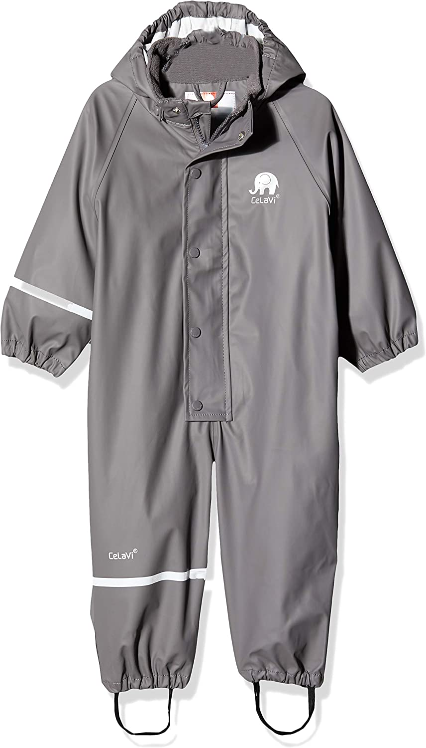 Celavi by Scandinavian Kidz Kids RainGear Boy-Girl-Unisex 3 Colors, Size 12 Mo.-5 Yrs