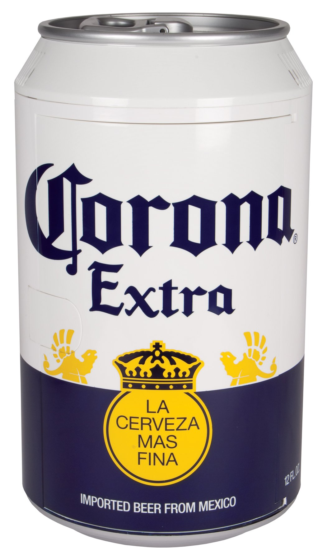 Koolatron Corona Can Cooler, White by Corona