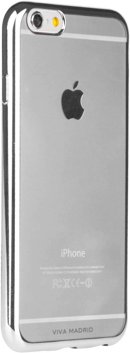 Viva madrid iPhone 6 plus cover Black