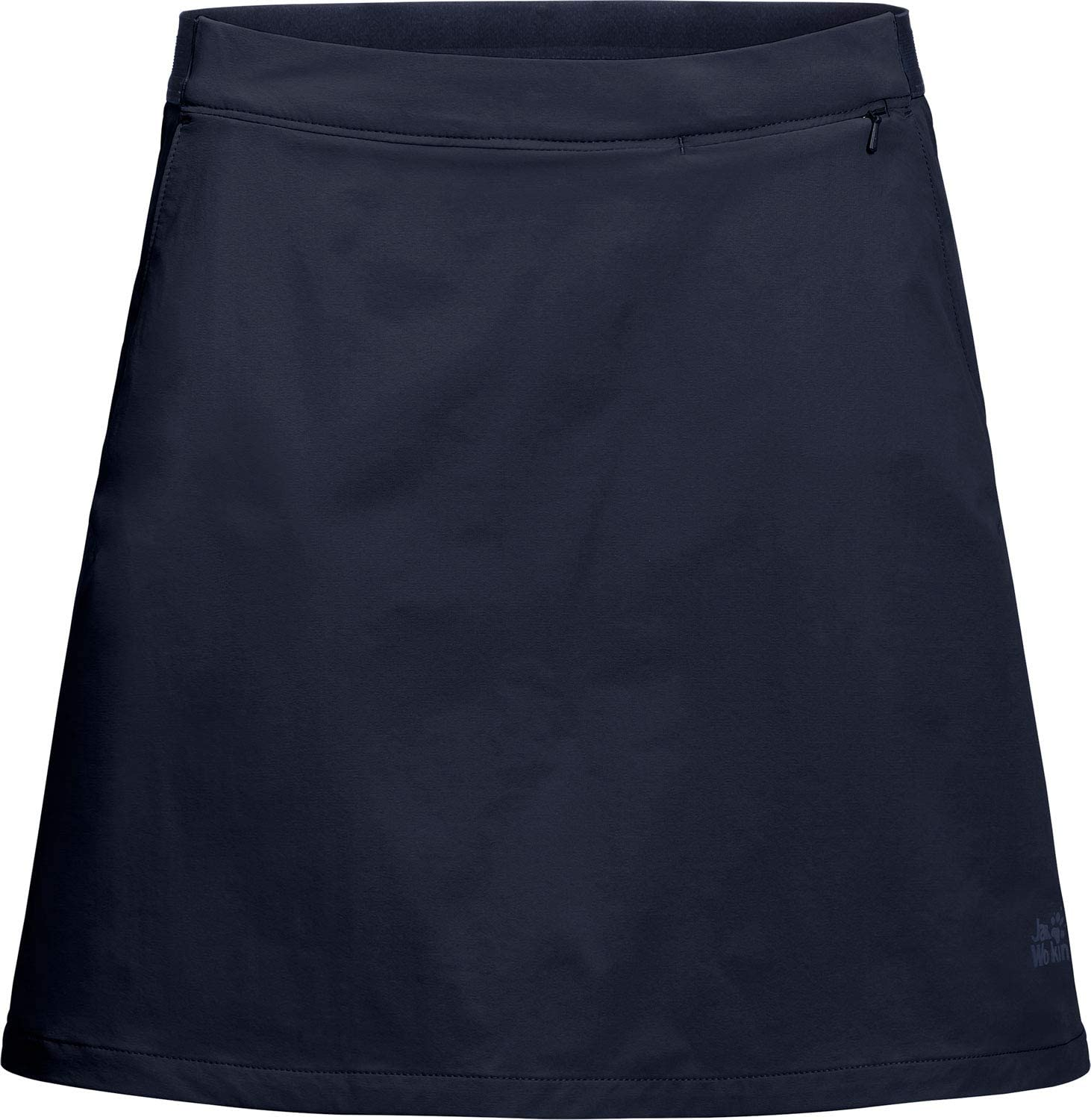 Jack Wolfskin Women's Hilltop Trail Skort W Athletic Skort Midnight Blue XXL Reg